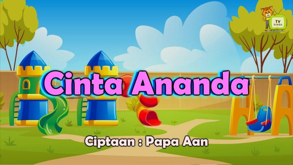 Lagu Cinta Ananda